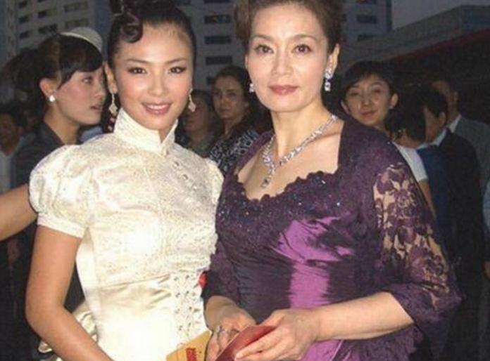 刘涛十年前照曝光,女神不愧是女神