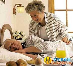 老年人失眠治疗法