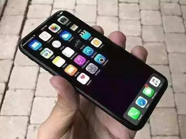 iphone8全面屏图片