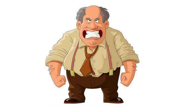 """老年人要学会控制脾气,很多病是""""气""""出来的"""