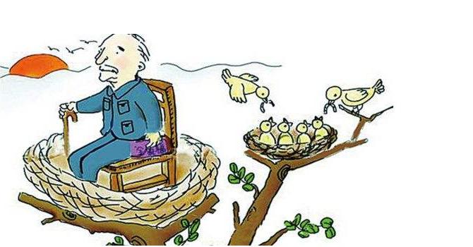 空巢老人是什么意思 什么叫空巢老人